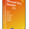 Cheap Microsoft Office Standard 2010 Product Key