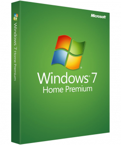 Windows 7 Home Premium product key Lifetime