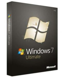 Windows 7 Ultimate product key Lifetime